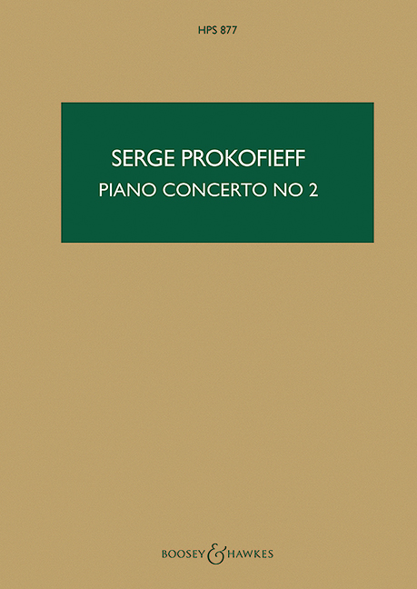 Piano concerto no.2 in g minor op.16 image